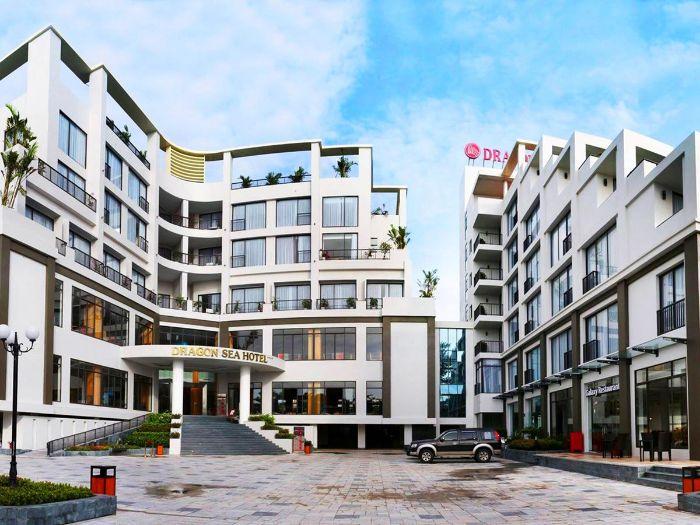 Khách sạn Dragon Sea Sầm Sơn đạt tiêu chuẩn bốn sao có tổng cộng 100 phòng