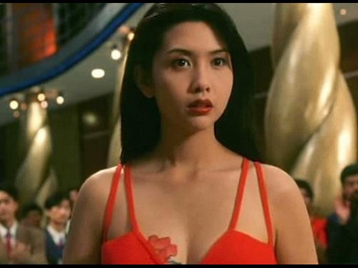 nữ diễn viên Khâu Thục Tinh