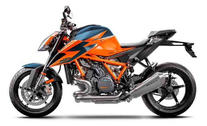 KTM - Thương hiệu xe moto nổi tiếng
