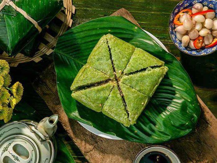 Bánh chưng là món đã có lịch sử lâu đời trong văn hóa ẩm thực Việt Nam