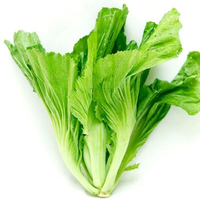 Cải bẹ xanh không chỉ là thực phẩm giàu chất xơ mà còn giàu vitamin và khoáng chất