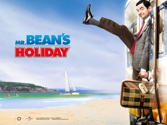 Kỳ nghỉ của ngài Bean là bộ phim hài thú vị