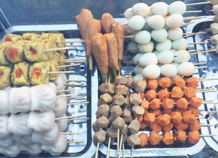 Xiên que Út Hiền - Quán ăn vặt nổi tiếng Phan Rang
