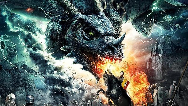 Rồng lửa- thế giới bị đe dọa bởi sự tái sinh của loài rồng lửa thời cổ đại