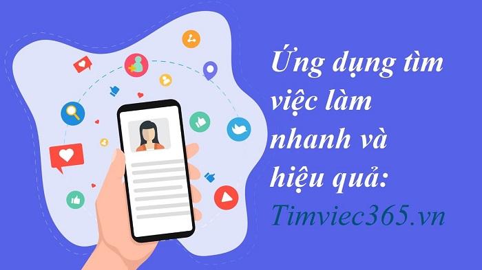 Timviec365 website tuyển dụng có nhiều lượt truy cập nhất