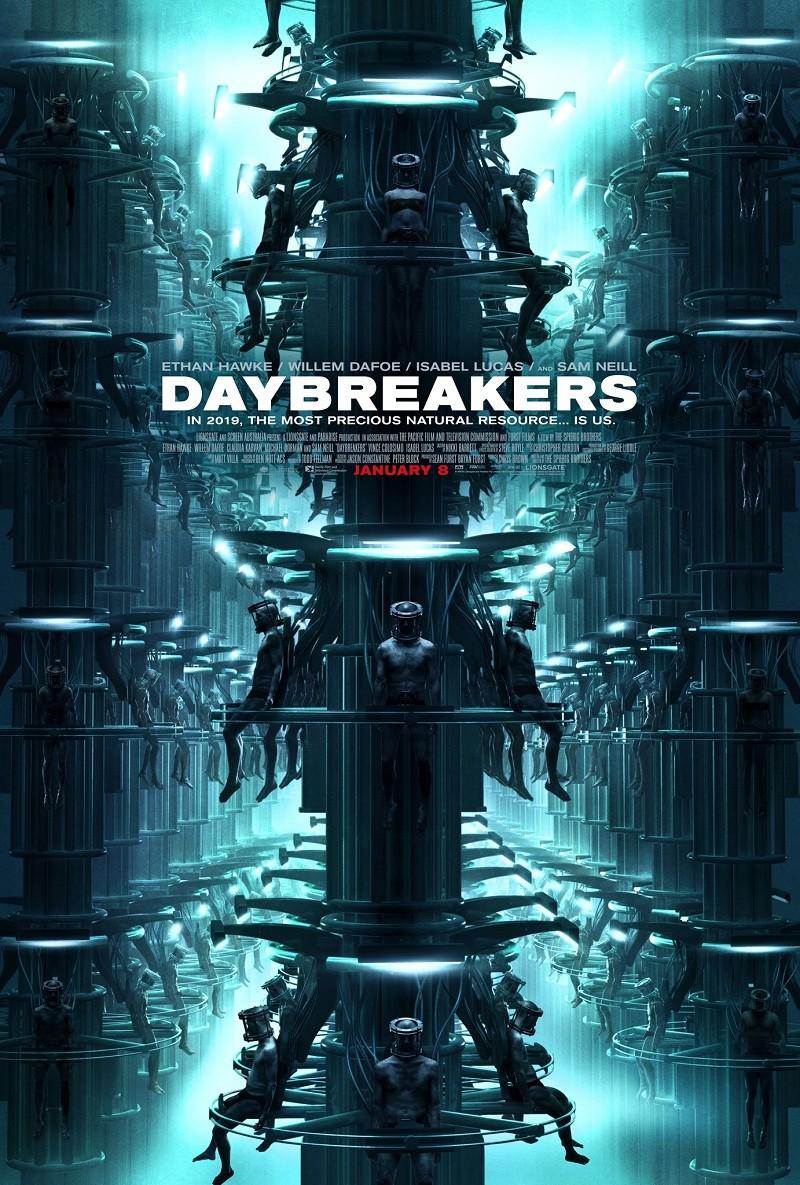 Daybreakers 2009-phim hay về ngày tận thế