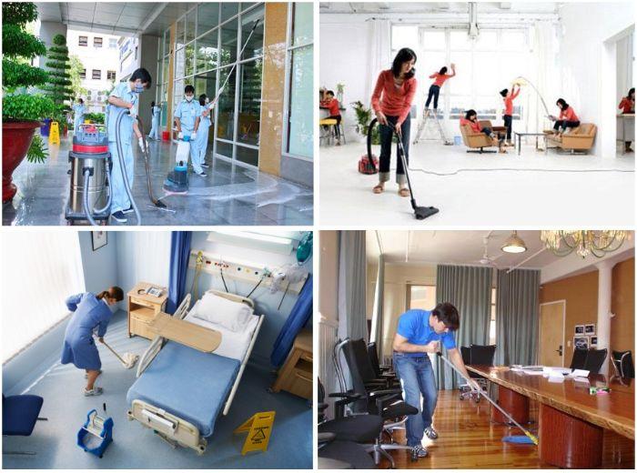 AA Clean là công ty dịch vụ vệ sinh công nghiệp hàng đầu tại TP.HCM