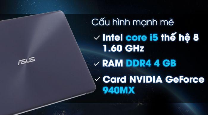 Laptop Asus x510uq là dòng sản phẩm laptop nhỏ gọn