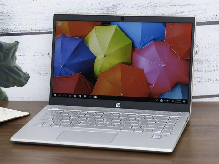 HP pavilion 14 ce0021tu i3 8130u máy cho chất lượng hình ảnh tốt