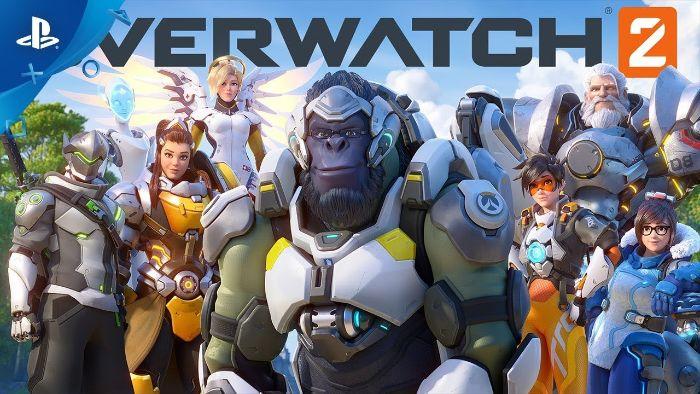 Overwatch là một trong các game online hay nhất