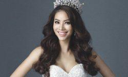 Phạm Hương là 1 trong 8 hoa hậu đẹp cả sắc lẫn tài năng của Việt Nam