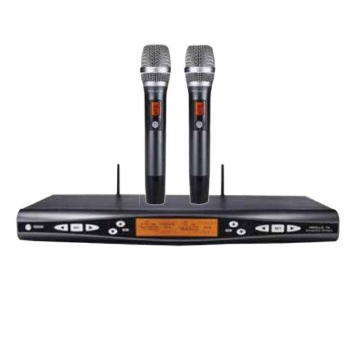 Micro Apollo P6 là dòng micro thế hệ mới chuyên dùng cho hát karaoke