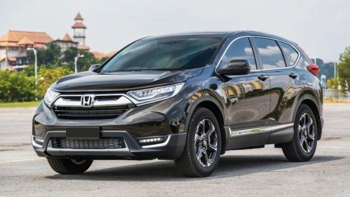 Xe Honda CR-V của Honda đậm chất hiện đại