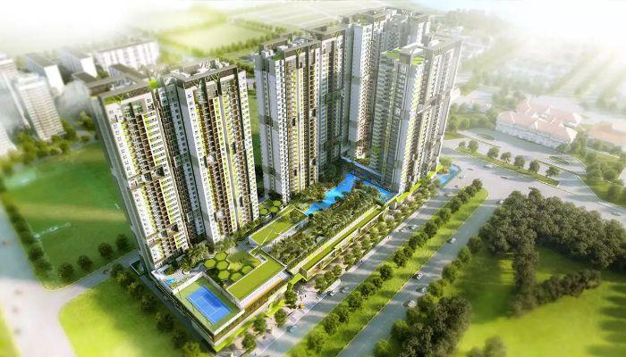 Dự án Feliz en Vista là dự án căn hộ tại quận 2