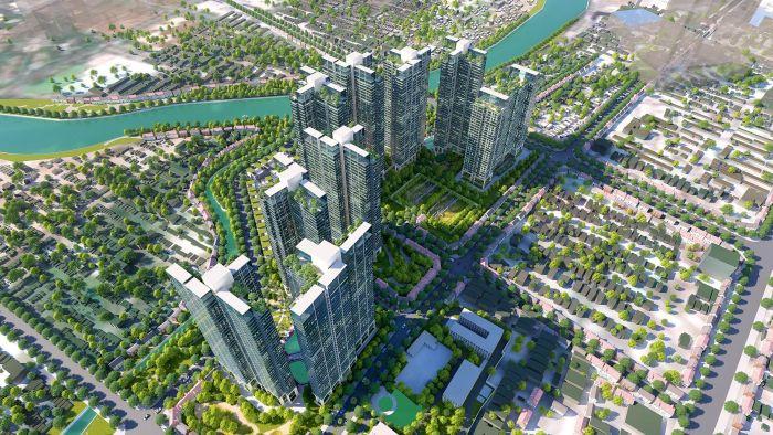 Dự án Sunshine City là dự án căn hộ cao cấp