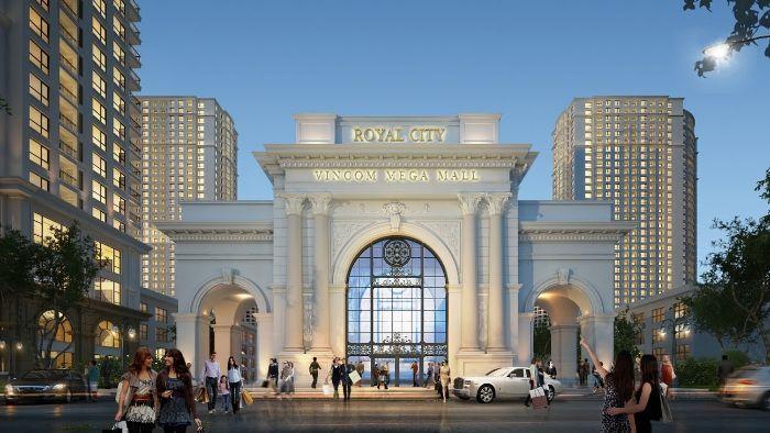 Royal city nổi tiếng với tên gọi là thành phố hoàng gia