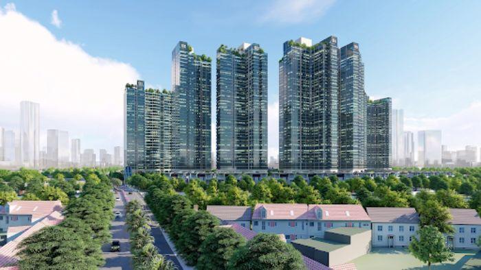 Tập đoàn Sunshine Group hoạt động bất động sản