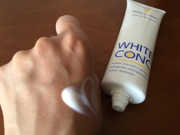 Kem ủ trắng da toàn thân của Nhật - white conc 90g