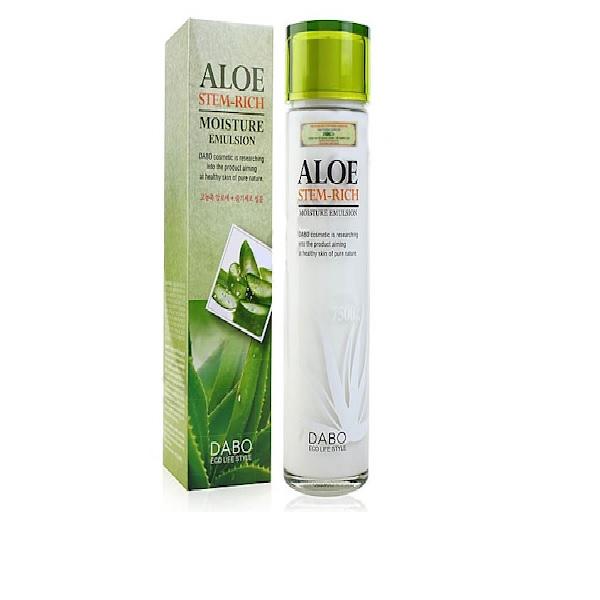 Sữa dưỡng thể Aloe với chiết xuất lô hội