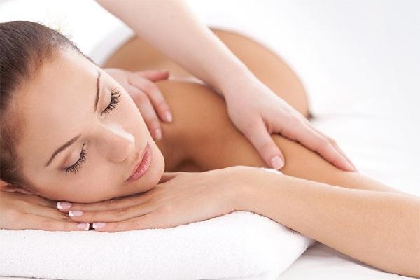 Massage cho cơ thể của bạn