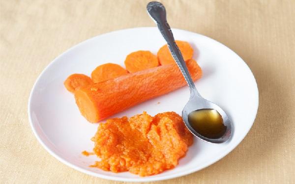 Làm đẹp da bằng cà rốt