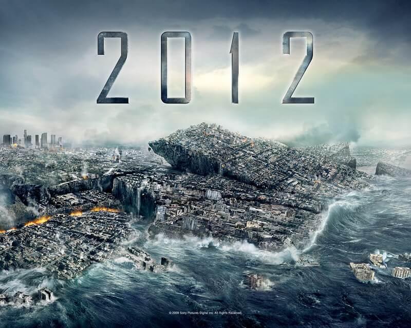 Đây là một bộ phim ngày tận thế hư cấu dựa trên tình tiết lời tiên đoán của bộ tộc Maya bí ẩn, lâu đời nói về thảm họa mà trái đất đang gặp phải.