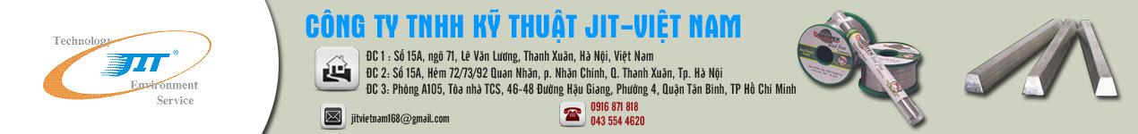 Công Ty TNHH Kỹ Thűật JIT - Việt Nam