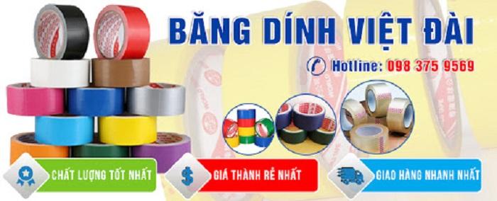 Công Ty Băng Dính Việt Đài