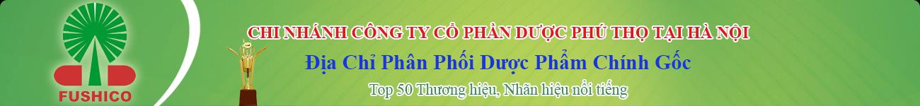 Chi Nhánh Công Ty CP Dược Phú Thọ