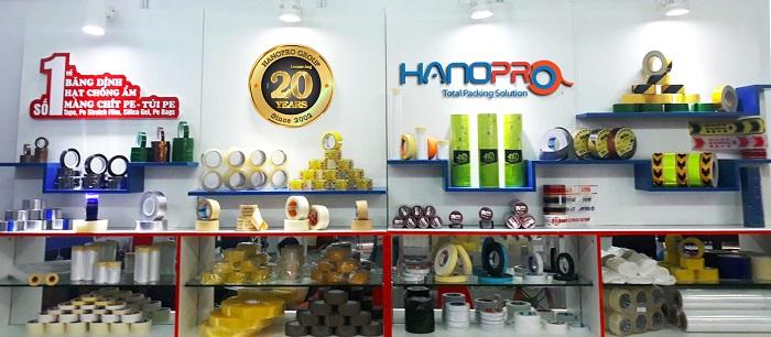 Công ty đóng gói hanopro