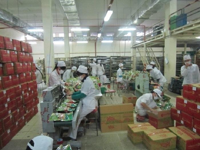 Công Ty Bánh Kẹo Phúc Nam Sang