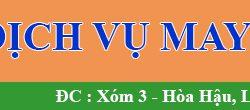 Dệt Maÿ Phú Tăng - Công Tÿ TNHH Dệt Maÿ Phú Tăng