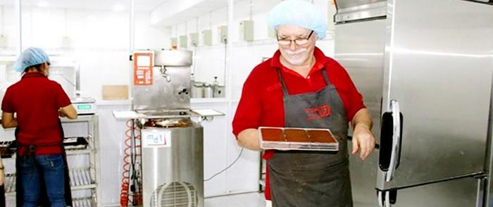 Công Ty Bánh Kẹo Belvie Chocolate