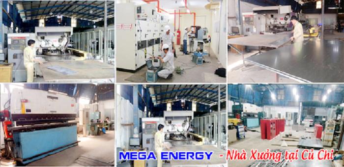 công ty sản xuất thương mại mega energy