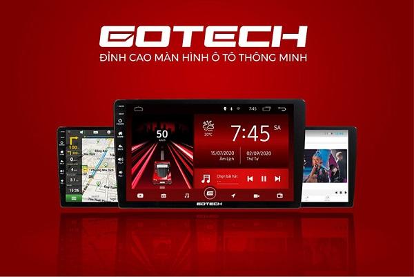 Tính năng màn hình Gotech GT6