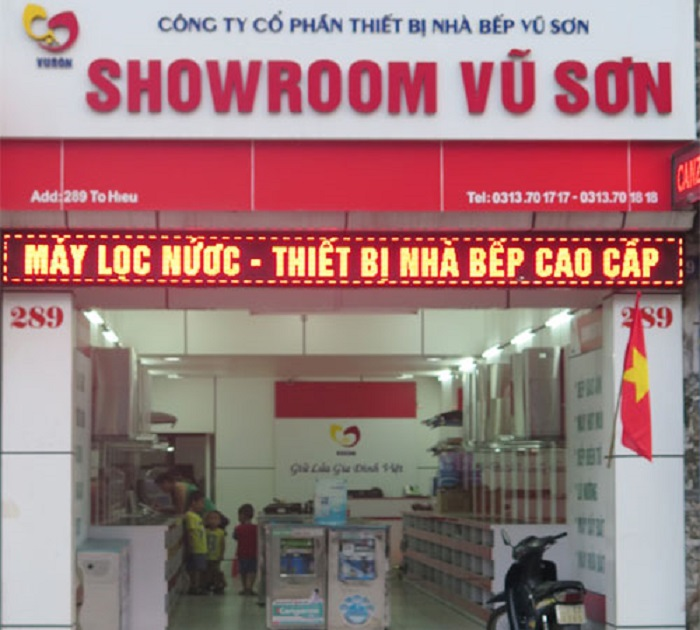 Phụ Kiện Bếp Gas Vũ Sơn