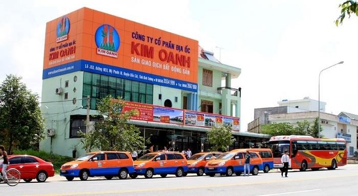 Sàn Giao Dịch Kim Oanh