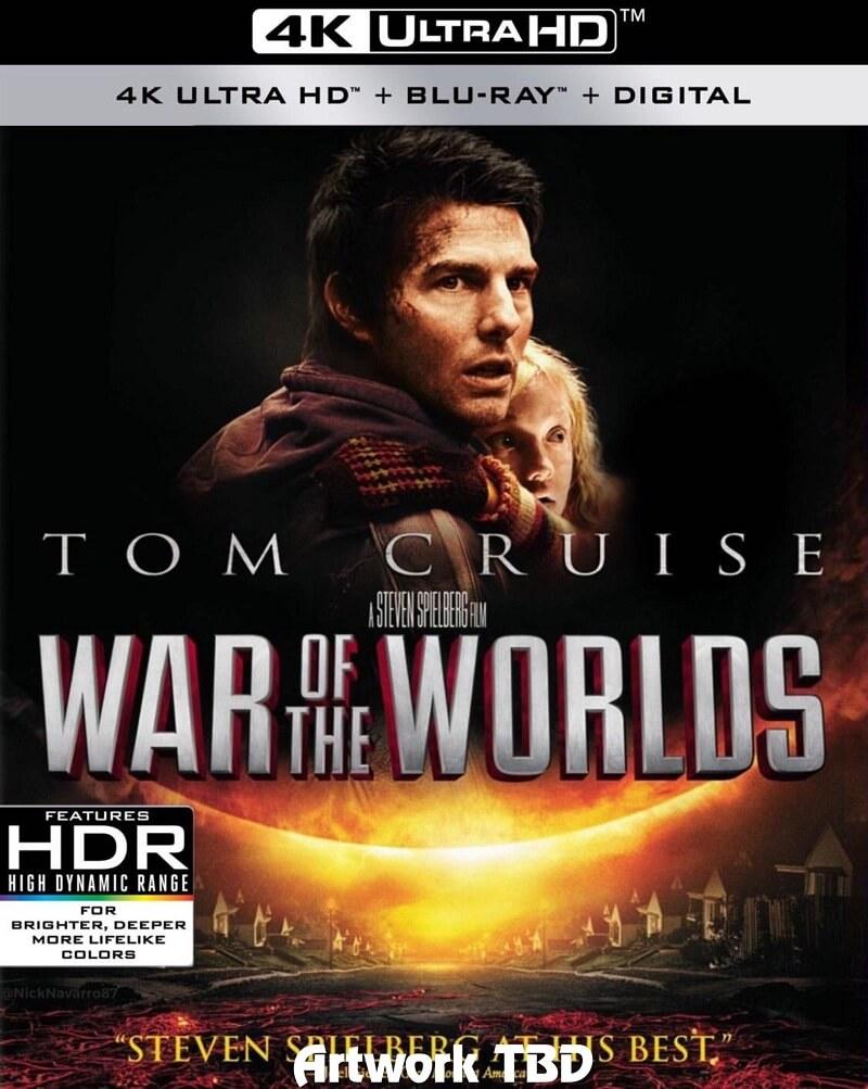 Ra mắt vào năm 2005, bộ phim quot;War Of The Worldsquot; có sự tham gia của nam tài tử điển trai Tom Cruise, được đánh giá là một tác phẩm xuất sắc và cảm động