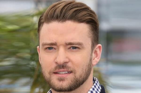 kiểu tóc nam mặt tròn