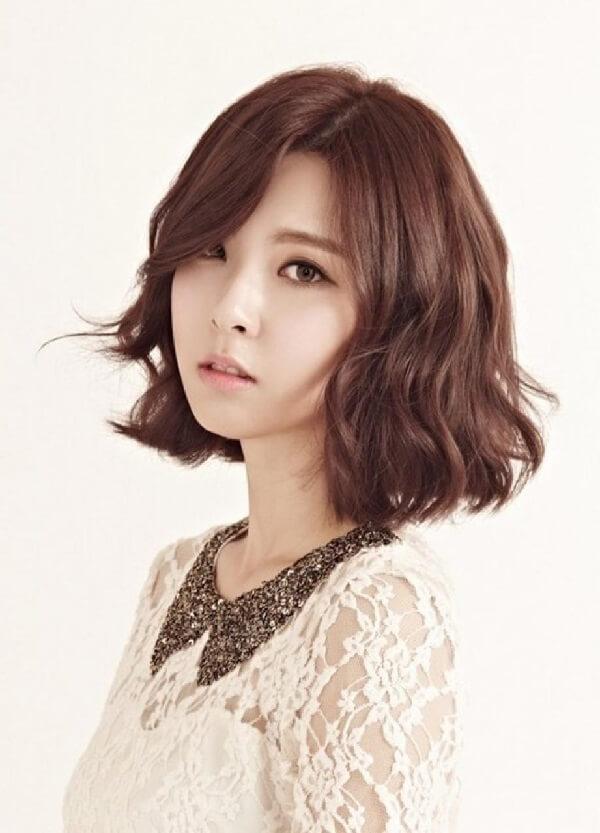 Những kiểu tóc nữ Hàn Quốc