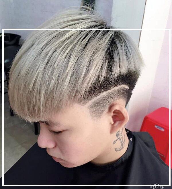tóc layer nam