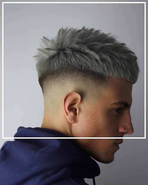 tóc tỉa layer nam