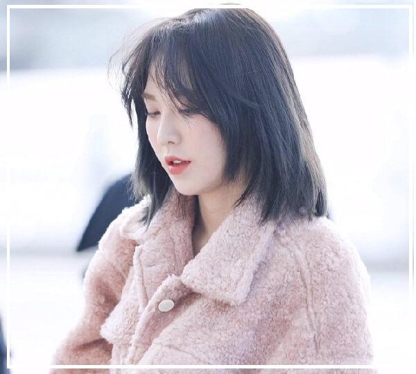 Tóc layer nữ ngắn Hàn Quốc