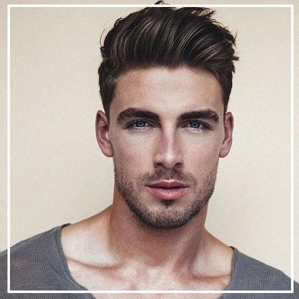 undercut cho nam mặt dài