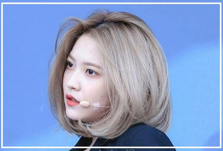 Kiểu tóc layer nữ đẹp Hàn Quốc