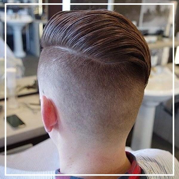 tóc nam đẹp undercut