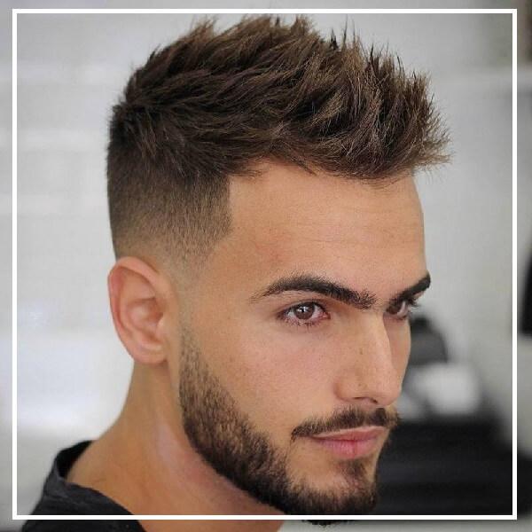 tóc nam đẹp cho mặt dài