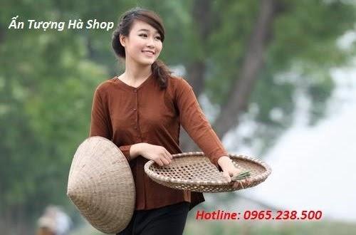 Shop Hà áo bà ba truyền thống