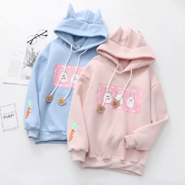 Gaugaushop - áo hoodie chất