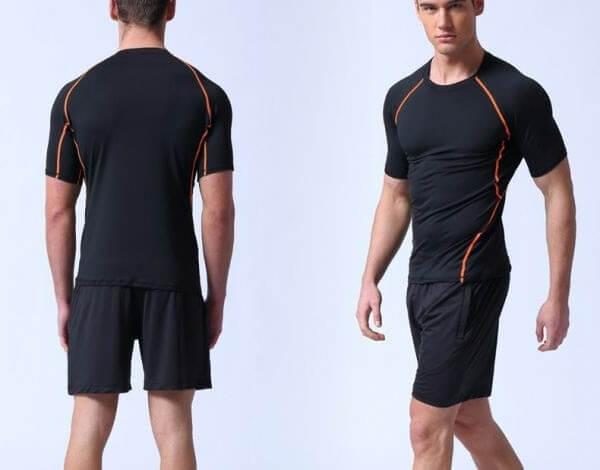 Gym Fashion - Đồ bộ gym nam phong cách